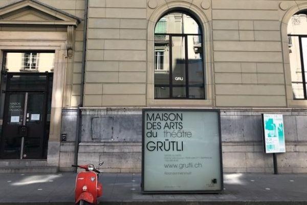 Le Grütli – Centre de production et de diffusion des Arts vivants